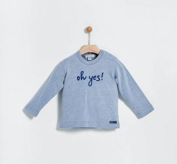 Βρεφικό μπλουζάκι Yelloh