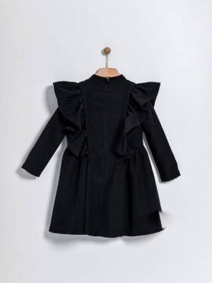 Φόρεμα με βολάν Yelloh
