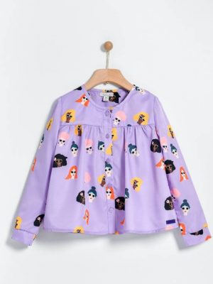 Παιδική μπλούζα Yelloh για κορίτσια