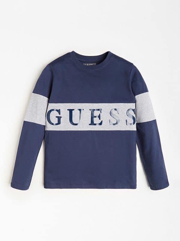 Παιδική μπλούζα Guess για αγόρια