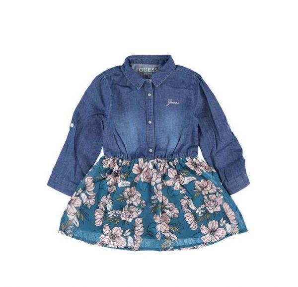 Παιδικό φόρεμα Guess για κορίτσια