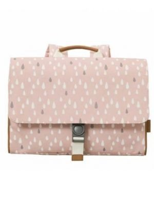 Τσάντα ταχυδρόμου ροζ Fresk
