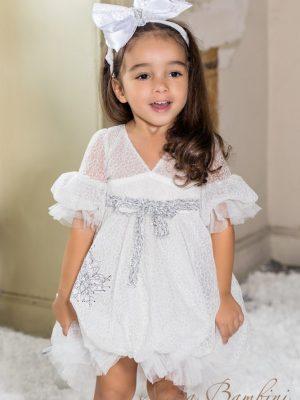 Βαπτιστικό φόρεμα G1 Stova Bambini