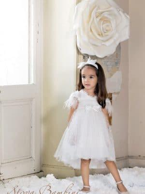 Βαπτιστικό φόρεμα G2 Stova Bambini
