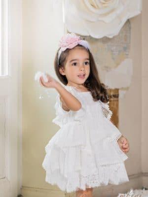 Βαπτιστικό φόρεμα G3 Stova Bambini