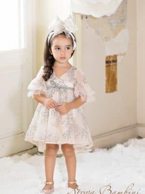 Βαπτιστικό φόρεμα G5 Stova Bambini