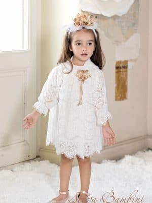 Βαπτιστικό φόρεμα G6 Stova Bambini