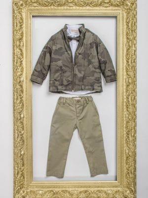 Βαπτιστικό κοστούμι ΝΑ132 Neonato