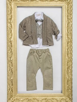 Βαπτιστικό κοστούμι ΝΑ134 Neonato