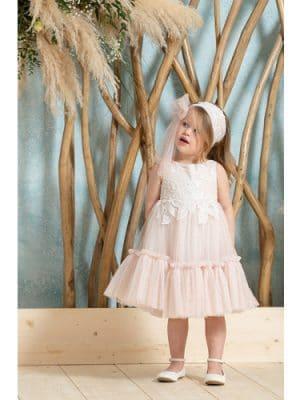 Βαπτιστικό φόρεμα ΝΚ060 Neonato