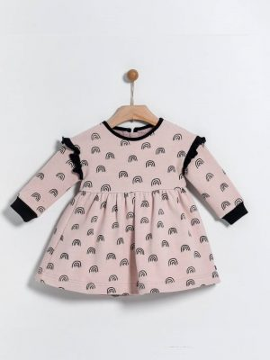 Βρεφικό φόρεμα για κορίτσια Yelloh