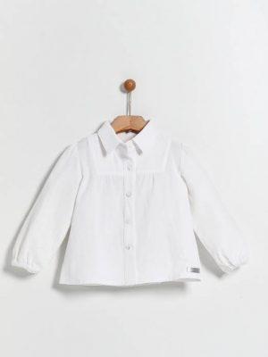 Βρεφικό πουκάμισο με πιέτες της εταιρείας Yell-oh