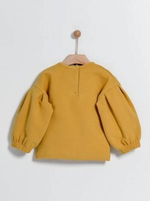 Βρεφική μπλούζα Yelloh για κορίτσια