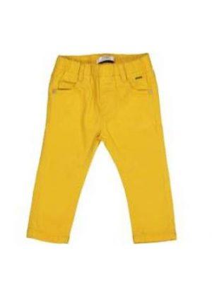 Παντελόνι μουσταρδί Birba για αγόρια