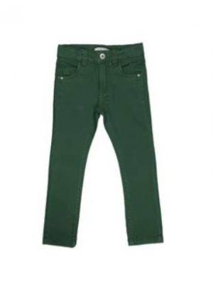Παντελόνι πράσινο Try Beyond για αγόρια