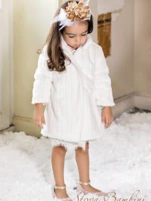 Βαπτιστικό παλτό G8 Stova Bambini
