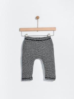 Βρεφικό παντελόνι ριγέ Yelloh