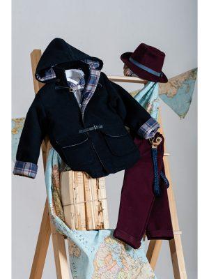 Βαπτιστικό κοστούμι NA038 Neonato