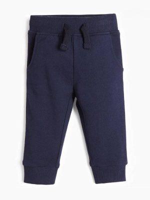 Παντελόνι φόρμας μπλε Guess