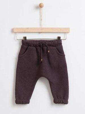 Παντελόνι φόρμας Yelloh σε smokey grey χρώμα