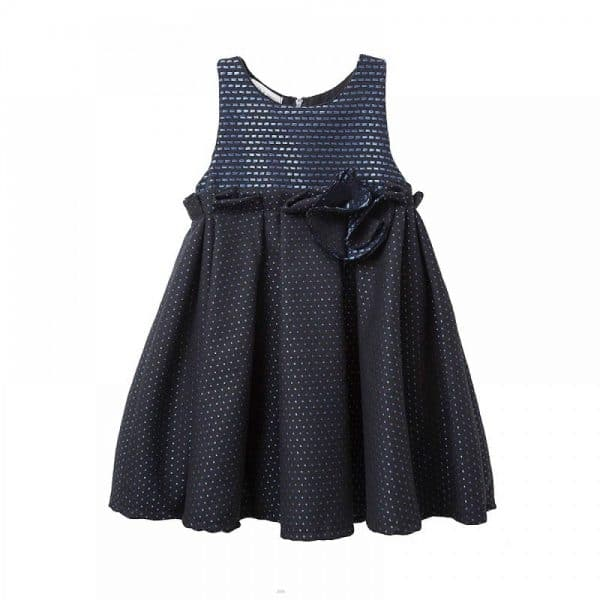 Φόρεμα μπλε μαύρο Two In A Castle