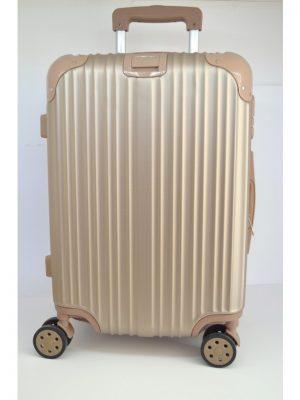 Παιδική βαλίτσα τρόλεϊ χρυσή